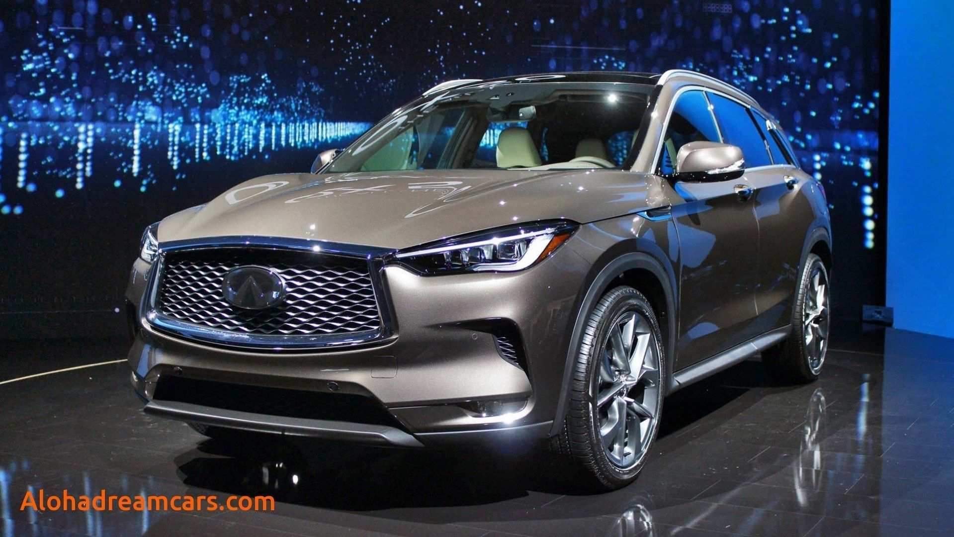 91 The 2020 Infiniti QX50 Performance And New Engine