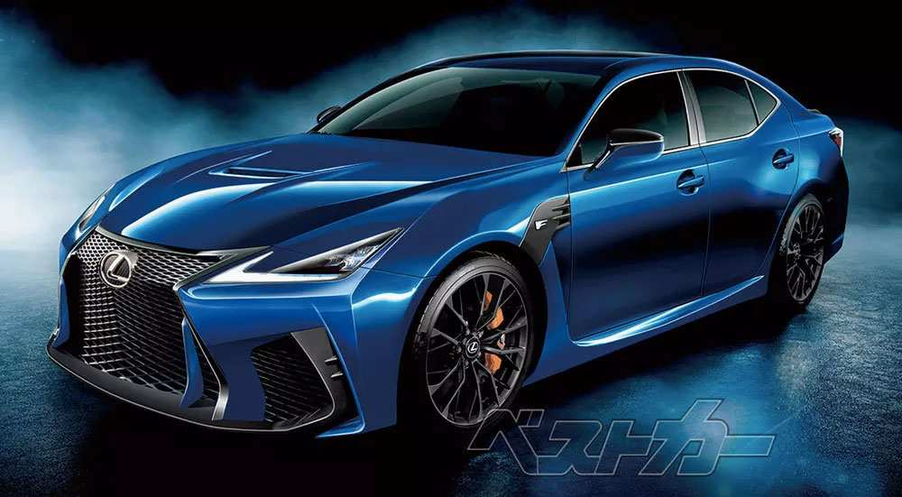 91 The 2020 Lexus IS350 Pictures
