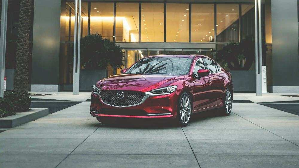 91 The 2020 Mazda 6 Coupe Exterior