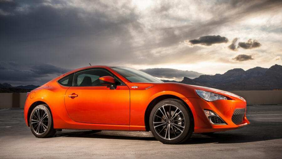 91 The 2020 Scion FR S Release