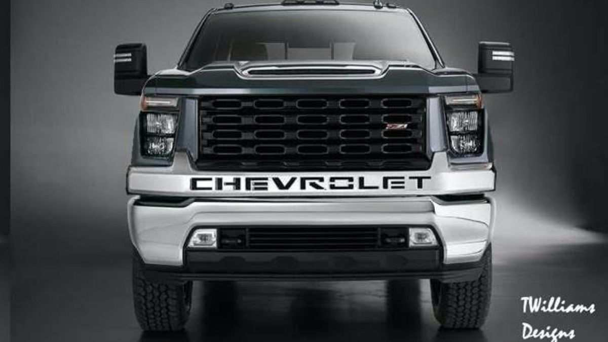 91 The 2020 Silverado Hd Picture