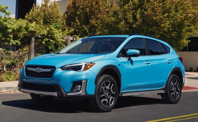 91 The 2020 Subaru Crosstrek Overview