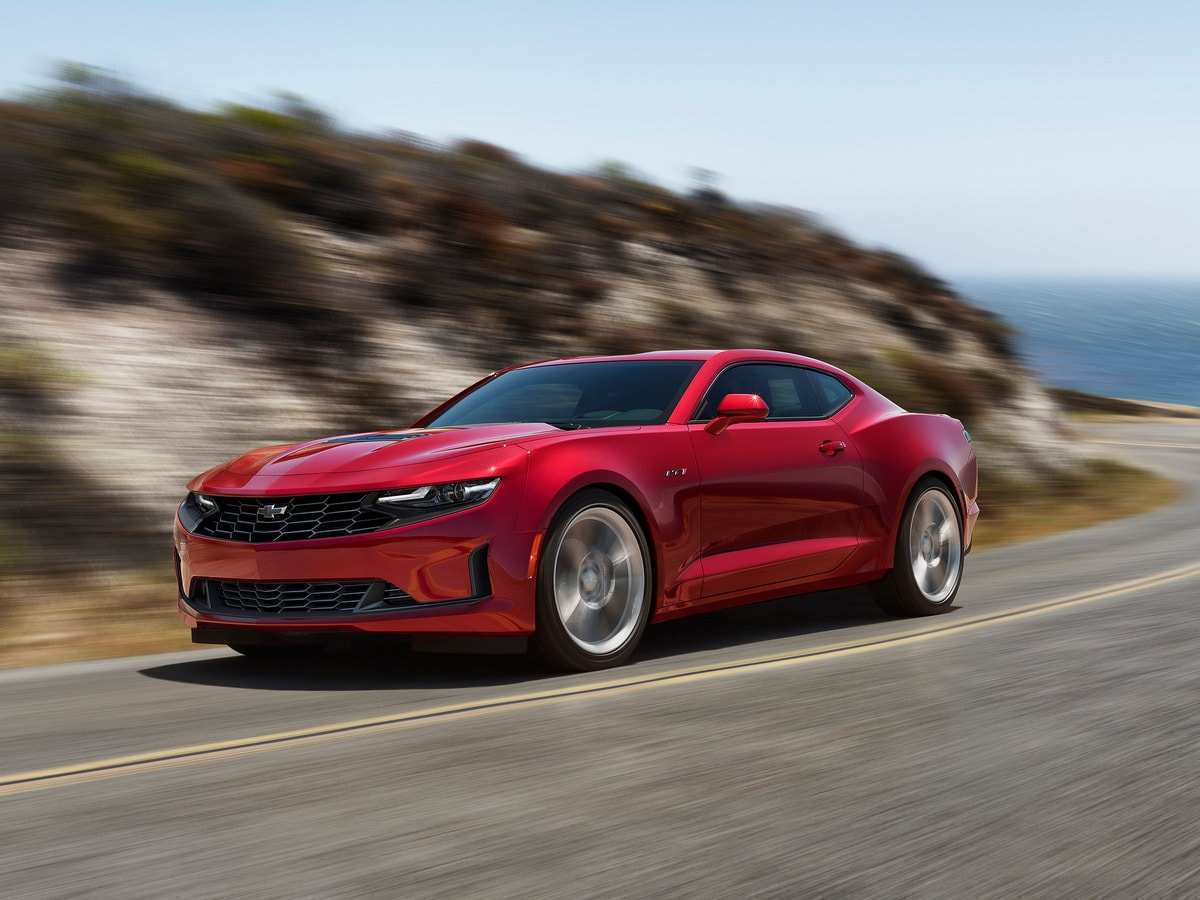 91 The 2020 The Camaro Ss Price Design And Review