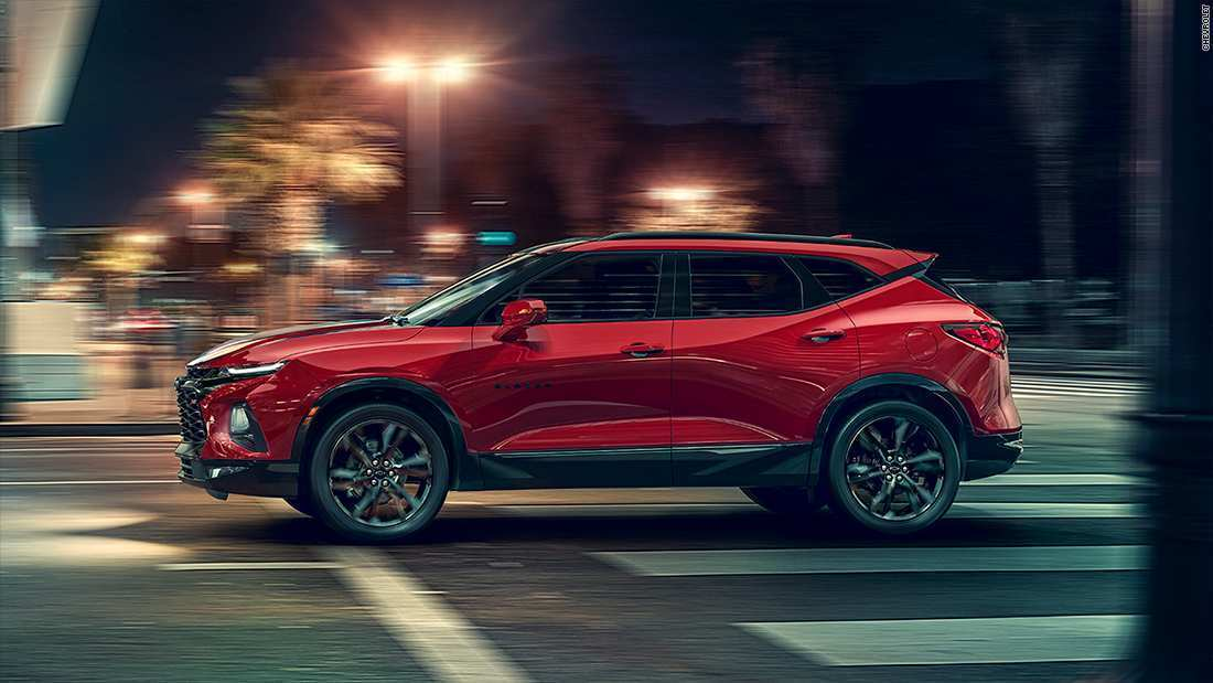 91 The 2020 The Chevy Blazer Exterior And Interior