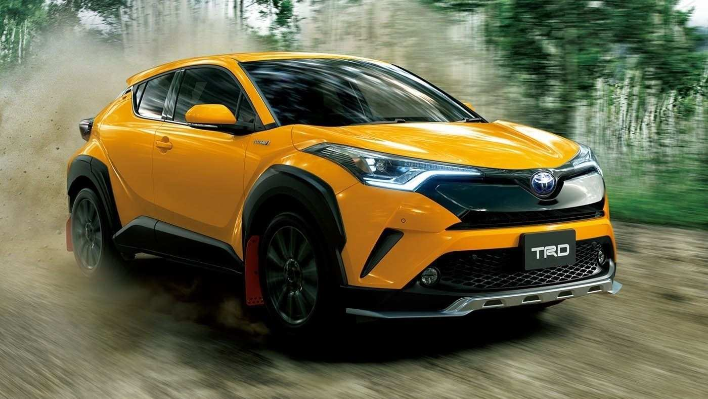 91 The 2020 Toyota C Hr Compact Pictures
