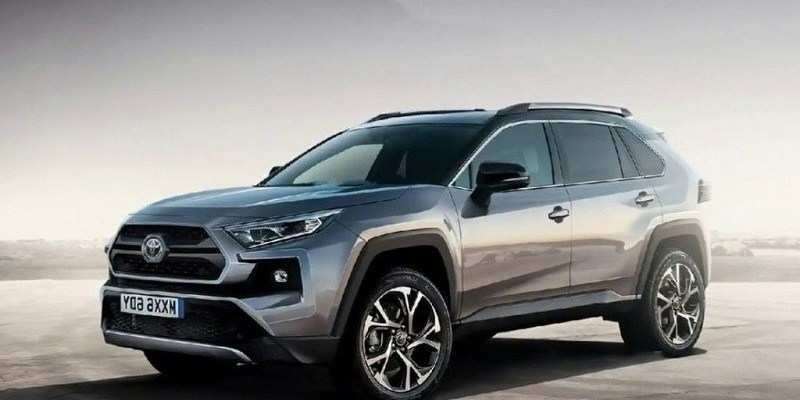 91 The 2020 Toyota RAV4 Specs And Review