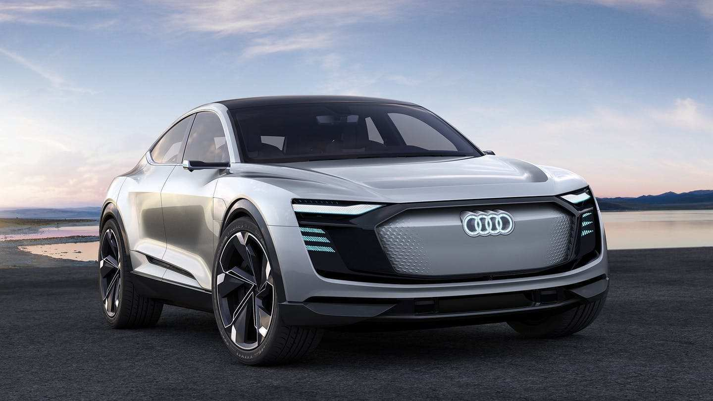 91 The Audi Electric Vehicles 2020 Performance