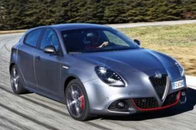 91 The Best 2019 Alfa Romeo Giulietta Spy Shoot