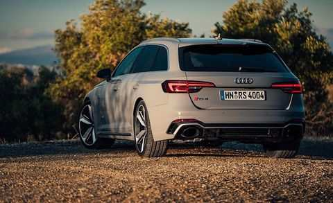91 The Best 2019 Audi Rs4 Exterior