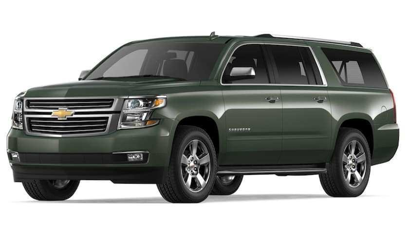 91 The Best 2019 Chevy Suburban Review