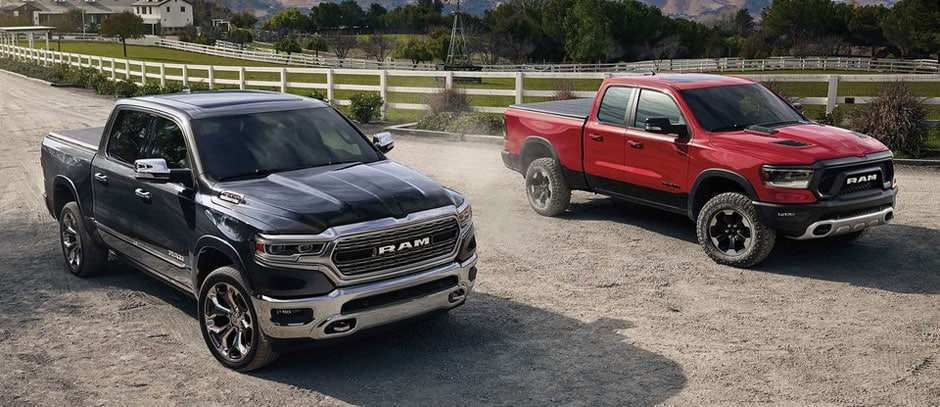 91 The Best 2019 Dodge Ram Truck New Model And Performance