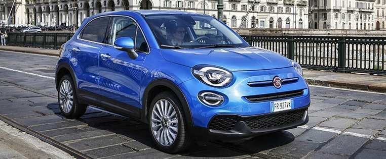 91 The Best 2019 Fiat 500X Price And Release Date