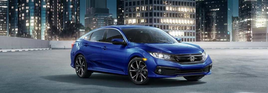 91 The Best 2019 Honda Civic First Drive