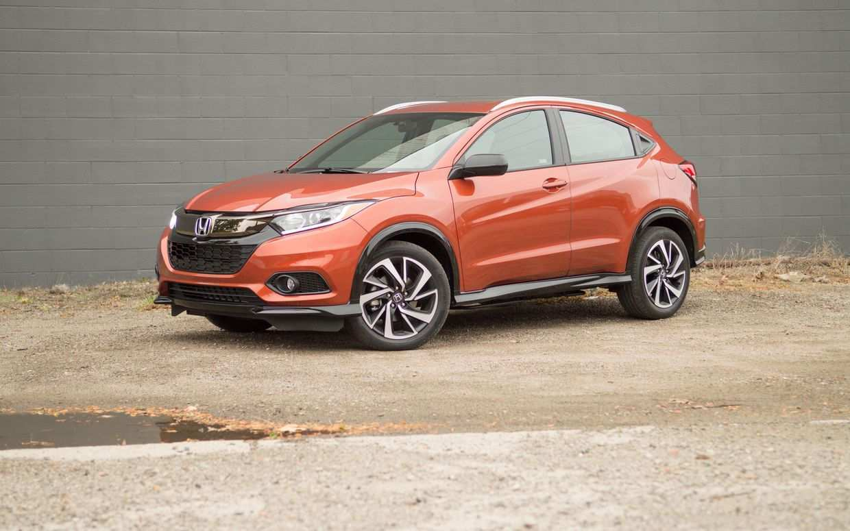 91 The Best 2019 Honda HR V Speed Test