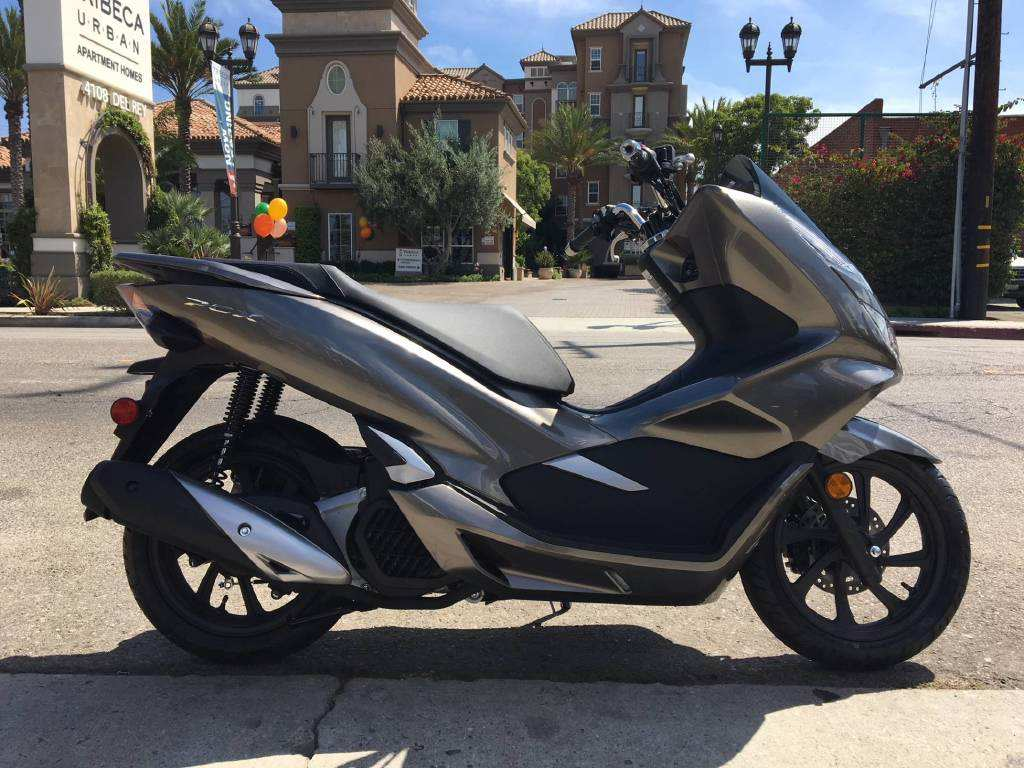 91 The Best 2019 Honda Pcx150 Exterior