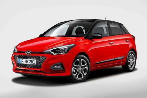 91 The Best 2019 Hyundai I20 New Review