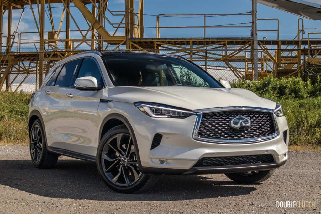 91 The Best 2019 Infiniti Qx50 First Drive Redesign And Review