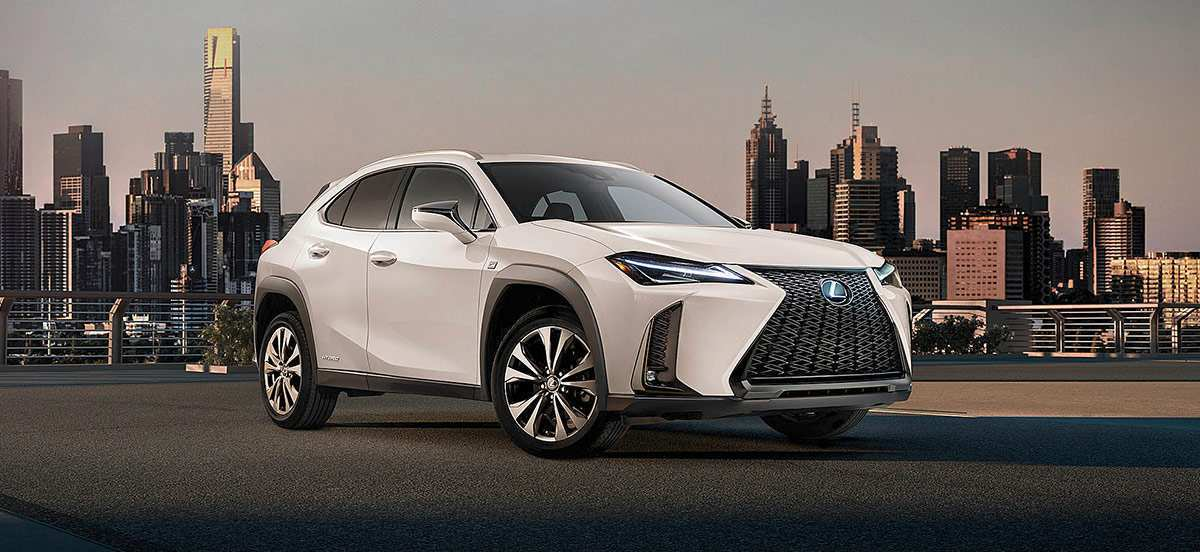 91 The Best 2019 Lexus Ux Release Date Speed Test