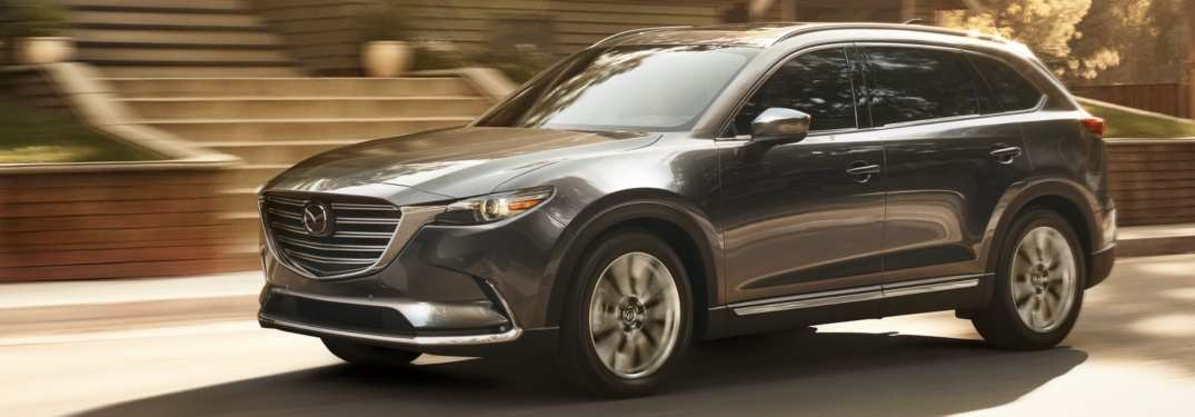 91 The Best 2019 Mazda CX 9 Specs