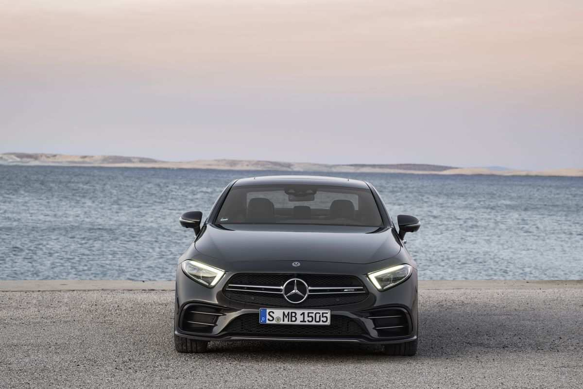 91 The Best 2019 Mercedes Cls Class Price And Release Date