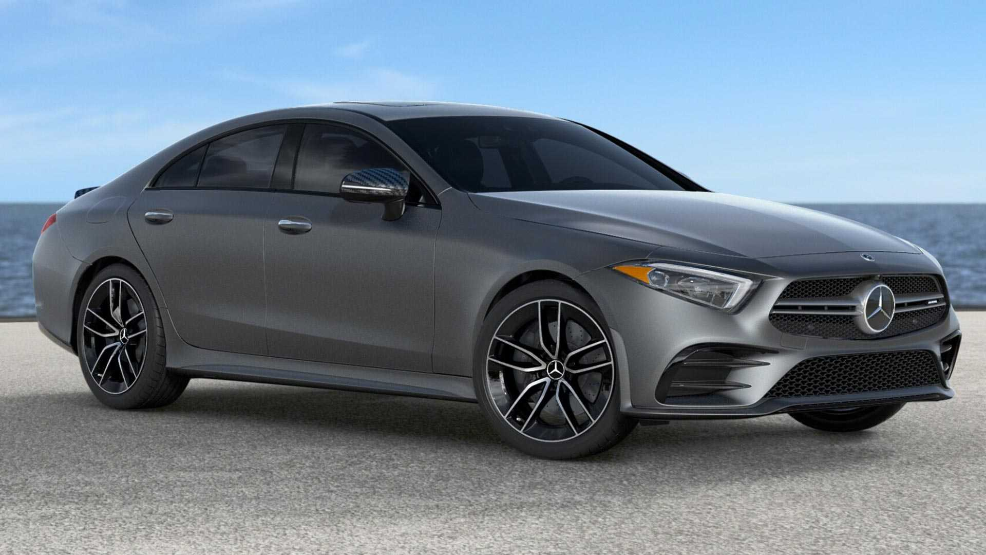 91 The Best 2019 Mercedes Cls Class Redesign And Review