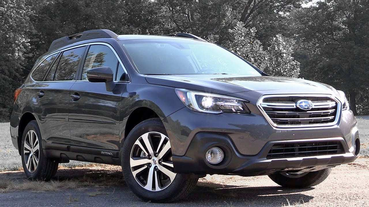 91 The Best 2019 Subaru Outback Redesign And Concept