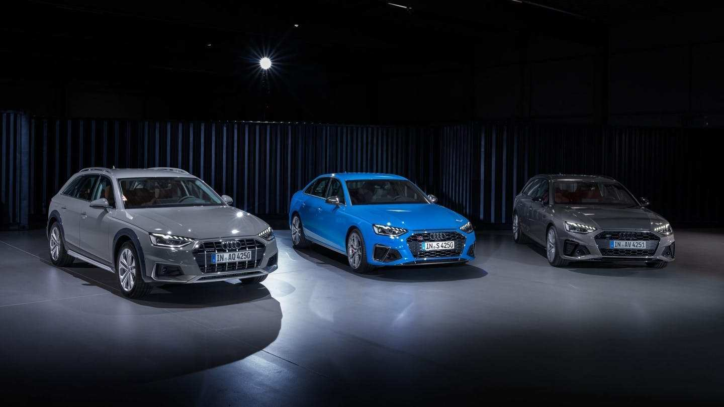91 The Best 2020 Audi A4 Price And Release Date