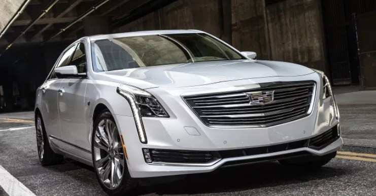 91 The Best 2020 Cadillac CT6 Interior
