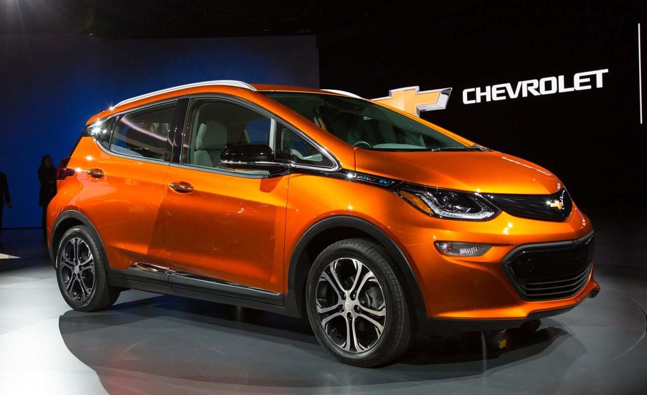 91 The Best 2020 Chevy Bolt First Drive