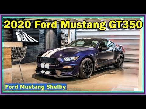 91 The Best 2020 Ford GT350 Redesign