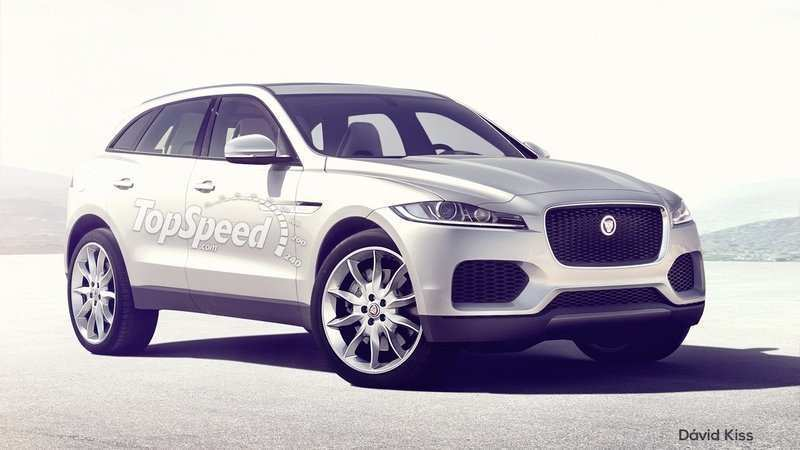 91 The Best 2020 Jaguar Xq Crossover Concept And Review