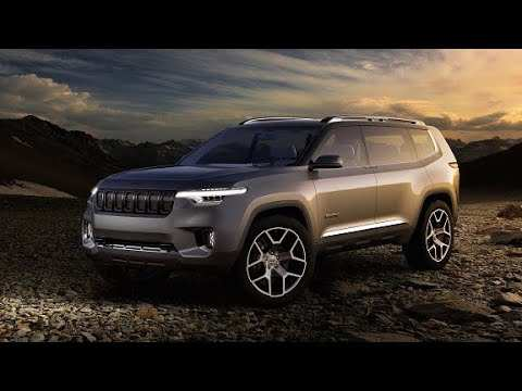 91 The Best 2020 Jeep Grand Wagoneer Review