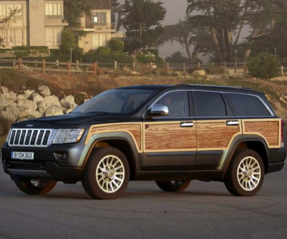 91 The Best 2020 Jeep Wagoneer Price