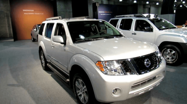 91 The Best 2020 Nissan Pathfinder First Drive