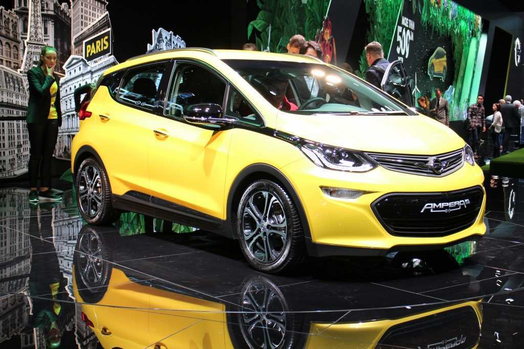 91 The Best 2020 Opel Ampera Images