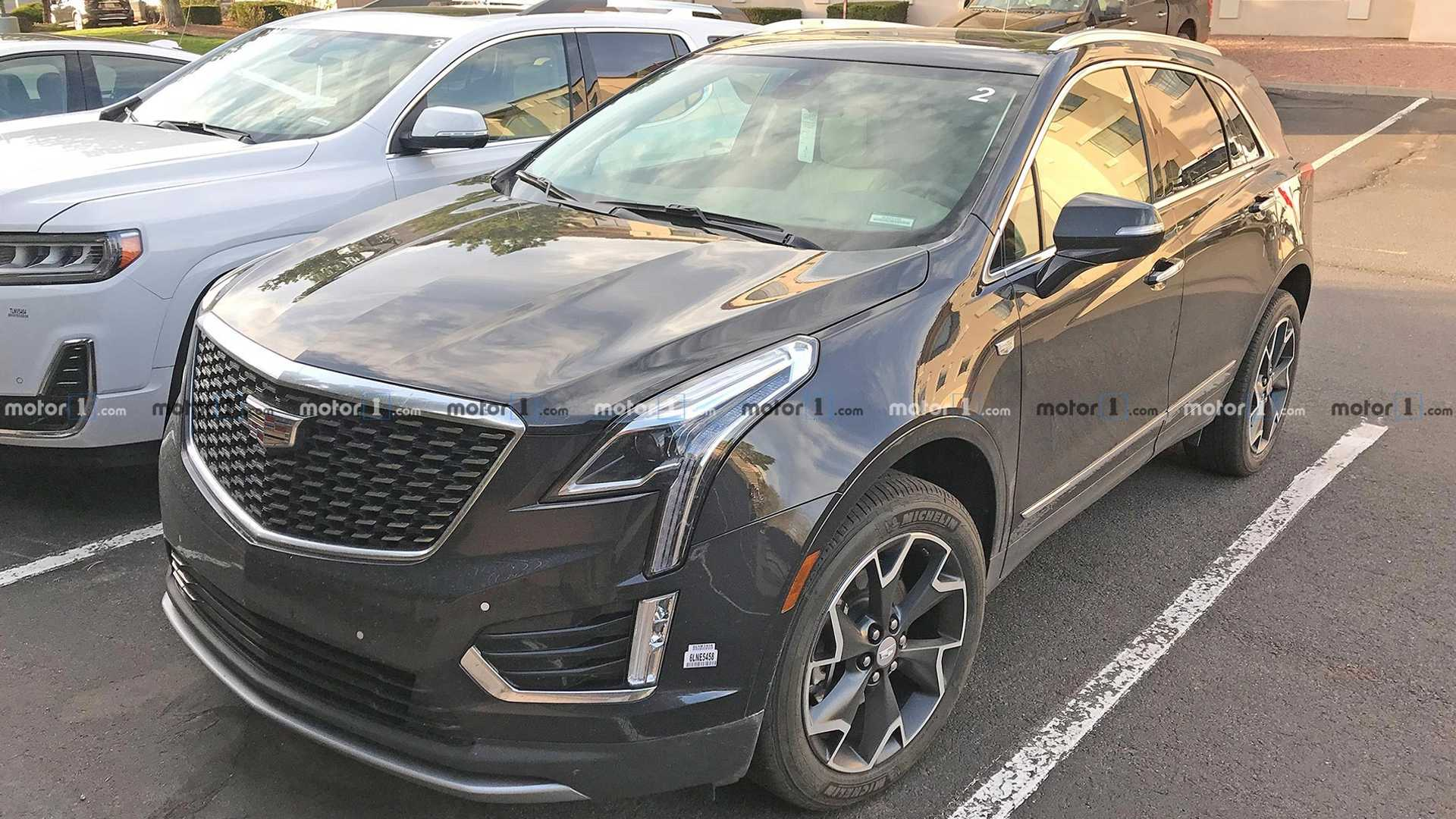 91 The Best 2020 Spy Shots Cadillac Xt5 Price