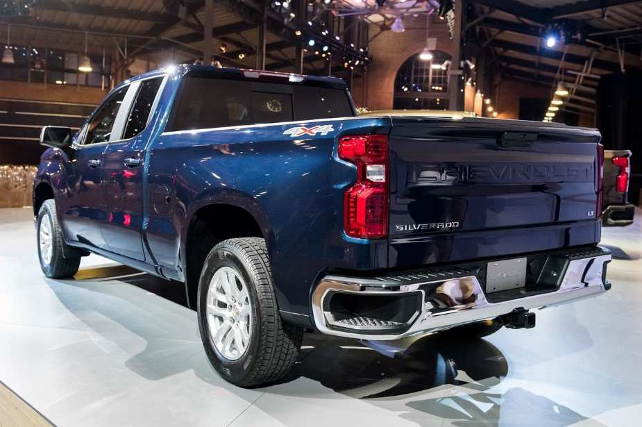 91 The Best 2020 Spy Silverado 1500 Diesel Price And Release Date
