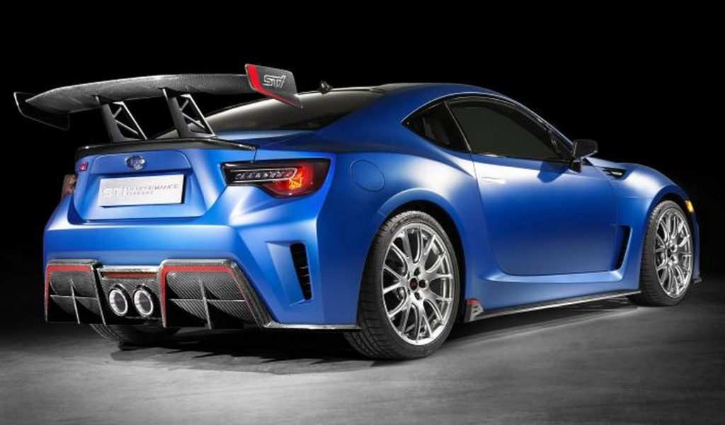 91 The Best 2020 Subaru Brz Sti Turbo Release Date