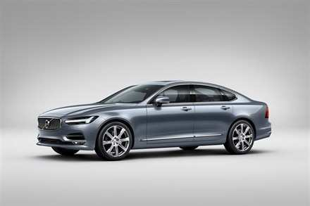 91 The Best 2020 Volvo S90 Release