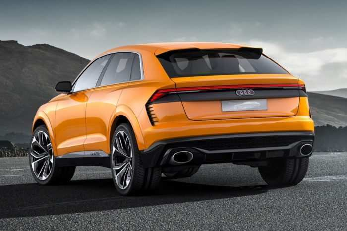 91 The Best Audi Q8 2020 New Concept