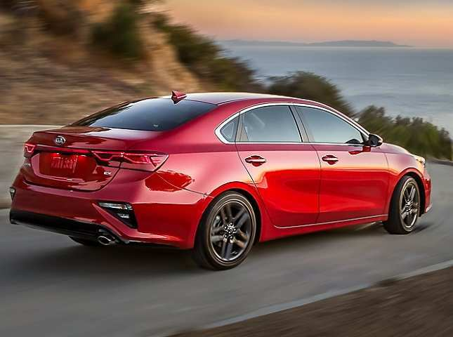 91 The Best Kia Mexico Forte 2019 Release Date