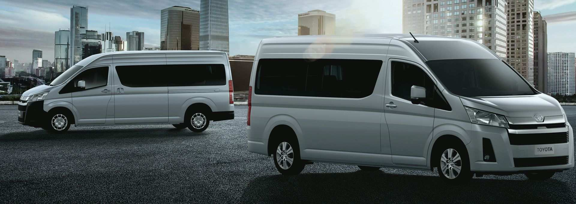 91 The Best Toyota Hiace 2019 Redesign And Concept