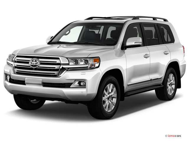 91 The Best Toyota Land Cruiser V8 2019 First Drive