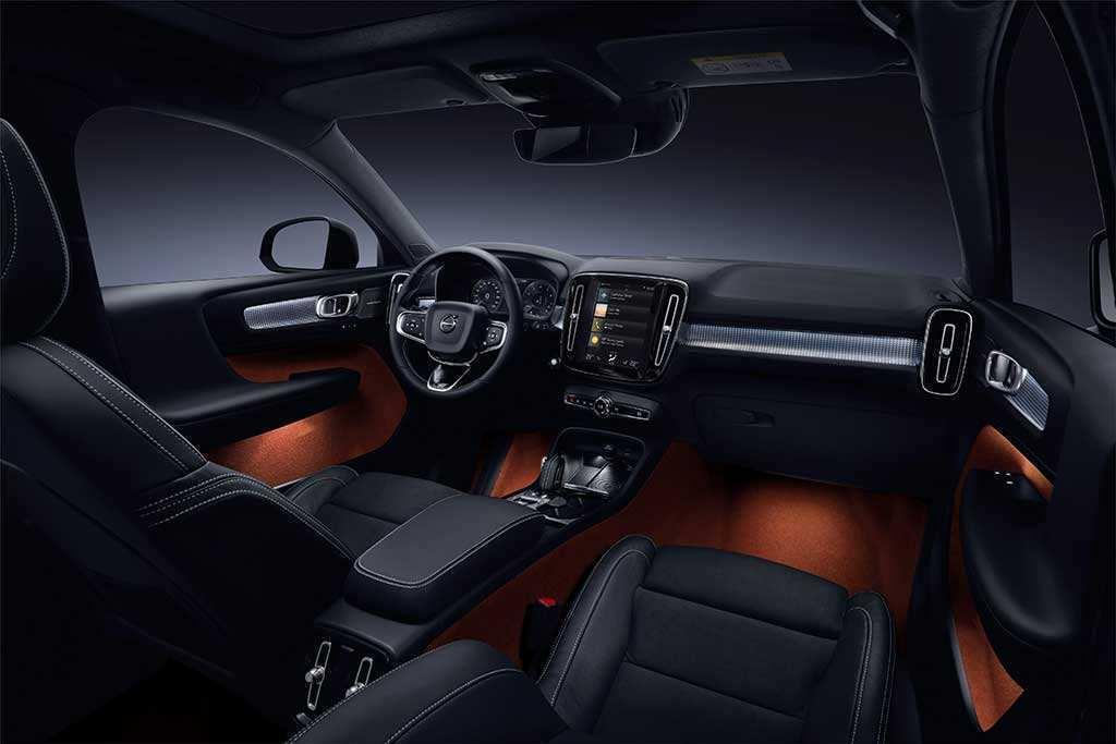 91 The Best Volvo 2019 Interior Performance