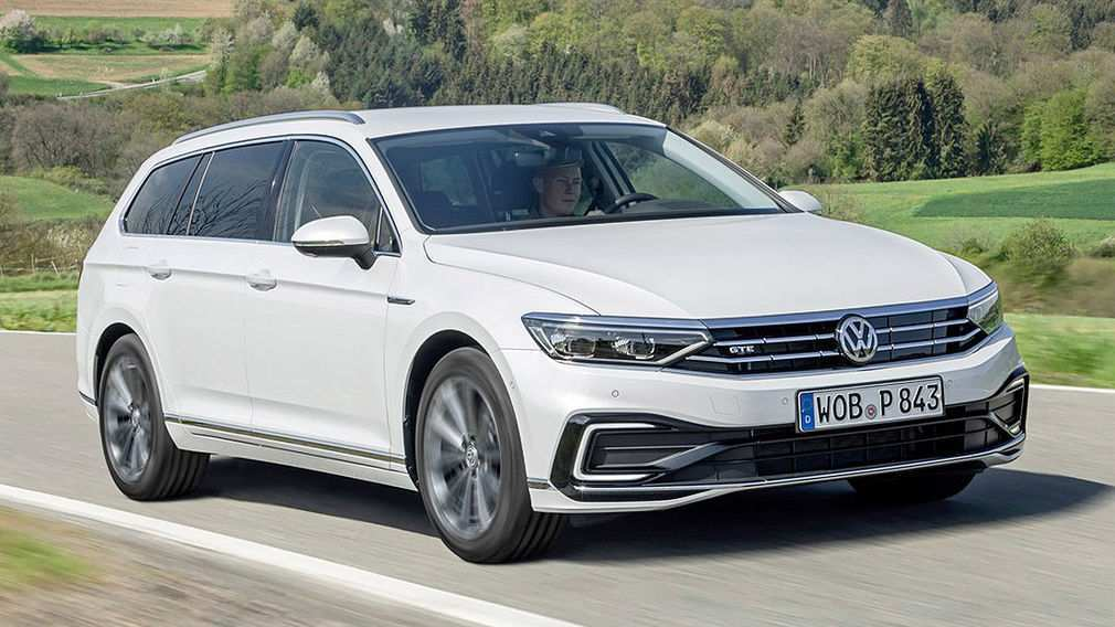 91 The Best Vw Passat Gt 2019 Release Date