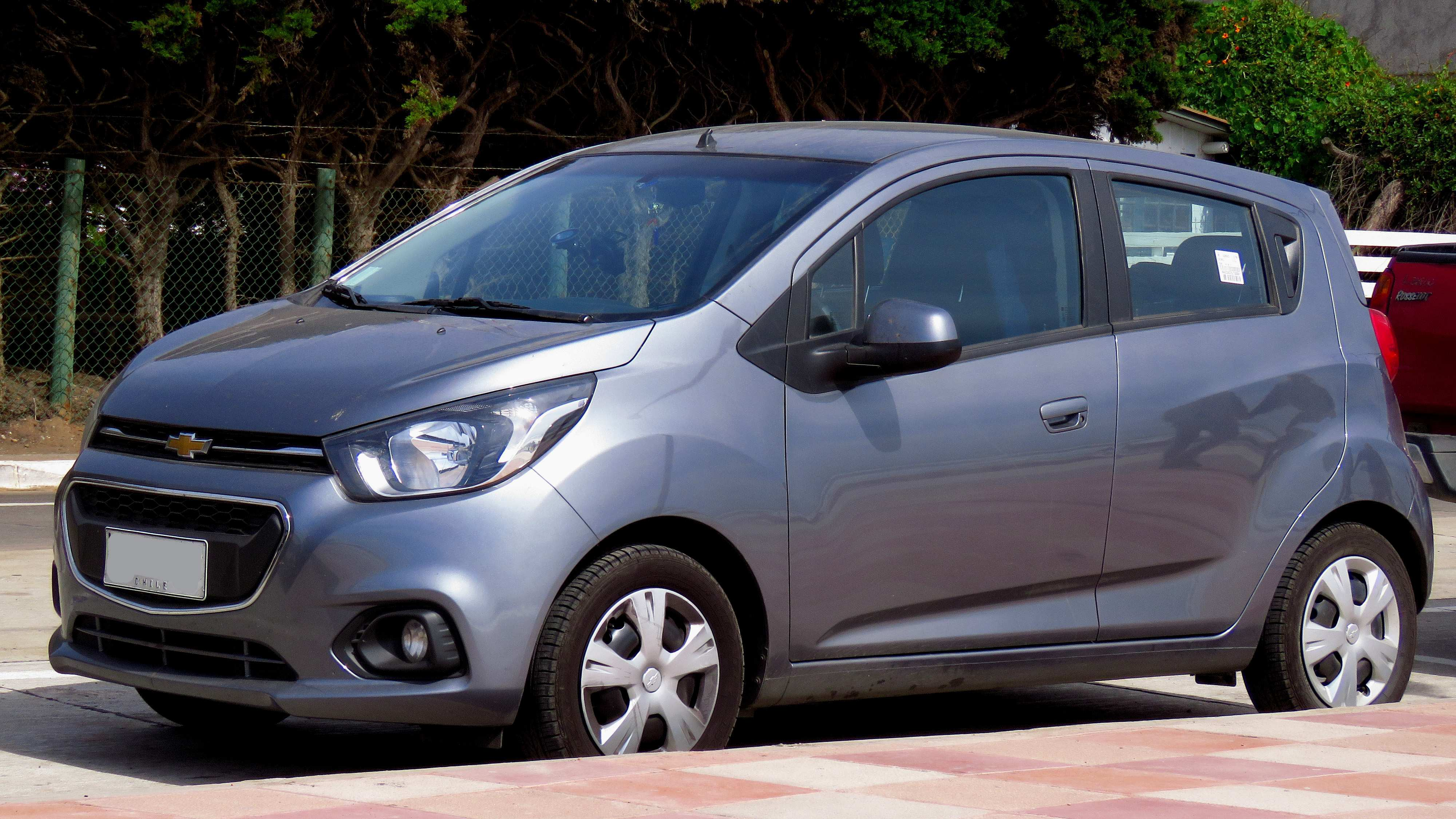 91 The Chevrolet Spark Gt 2020 History