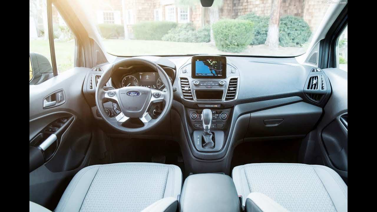 91 The Ford Transit Connect 2020 First Drive