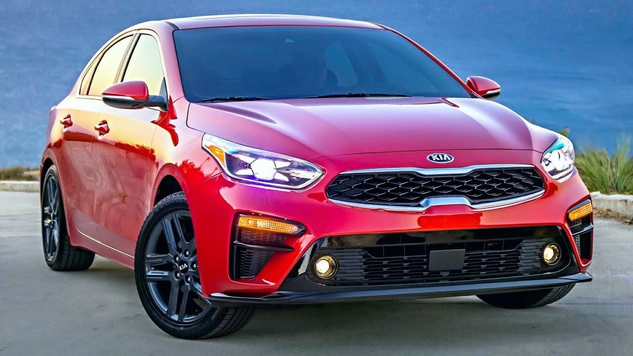 91 The Kia Cerato 2019 Interior Photos