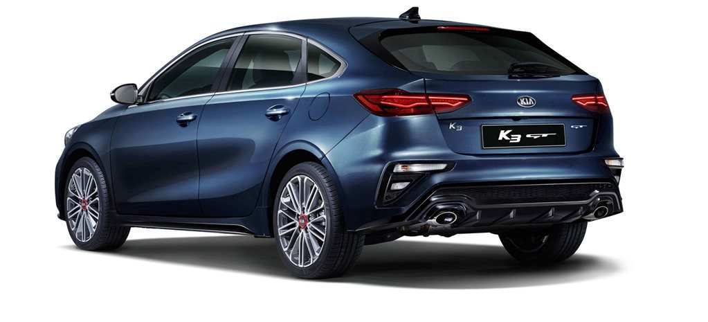 91 The Kia K3 2019 Configurations