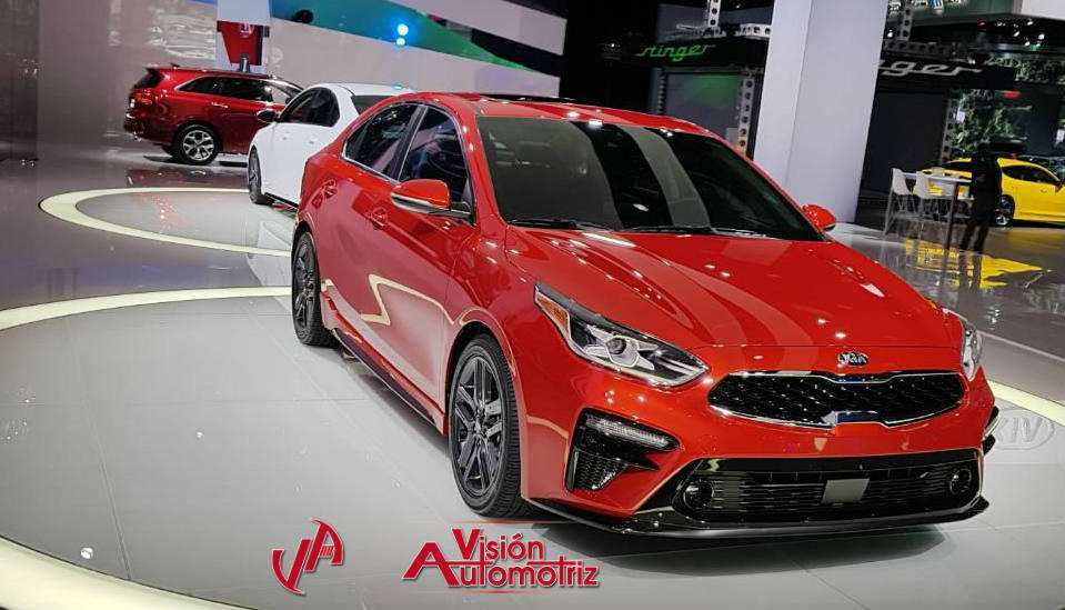 91 The Kia Mexico Forte 2019 Ratings